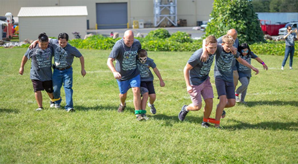 Family fun race